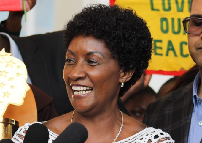 reasons why teachers do not want another term for Nancy Macharia