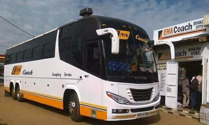 Top 10 Most Comfortable Buses in East Africa