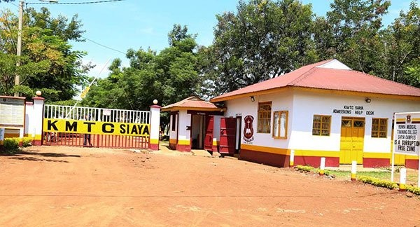 Siaya KMTC Branch -History, Location, Administration, Intake and Contacts