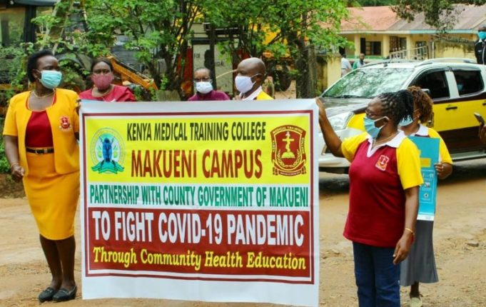 Makueni KMTC branch-History, Location, Administration,Courses, Intake and Contacts