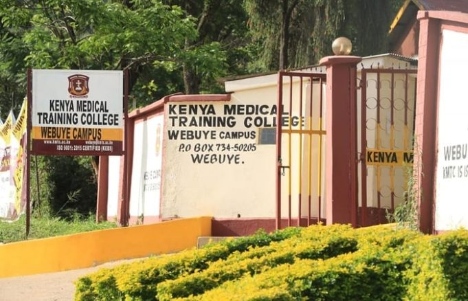 Webuye KMTC Branch-History, Location, Administration,Courses, Intake,Fees and Contacts