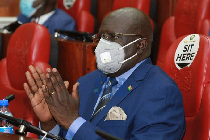 Parliament To Grill CS Magoha for 'Lying'