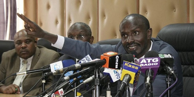Salaries And Renumeration Commission Receives 2021-2025 CBA Proposal From TSC