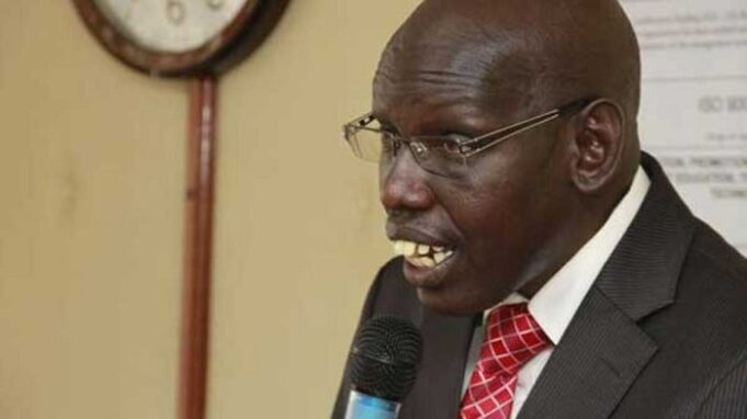PSC Transfers Magoha's Human Resource Functions To Kipsang'