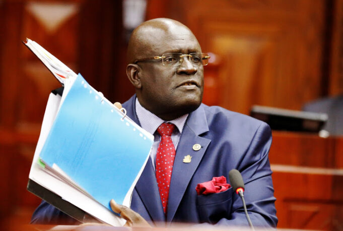 'You Are Contributing Very Little In Light Of Covid-19,' Magoha Bashes Kenyan Professors to Uasin Gishu CDE immediately Or Get Fired, KUPPET