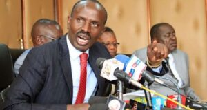 Sossion Is Confident Of Being Re-Elected For A Third Term In Next Year's KNUT Polls