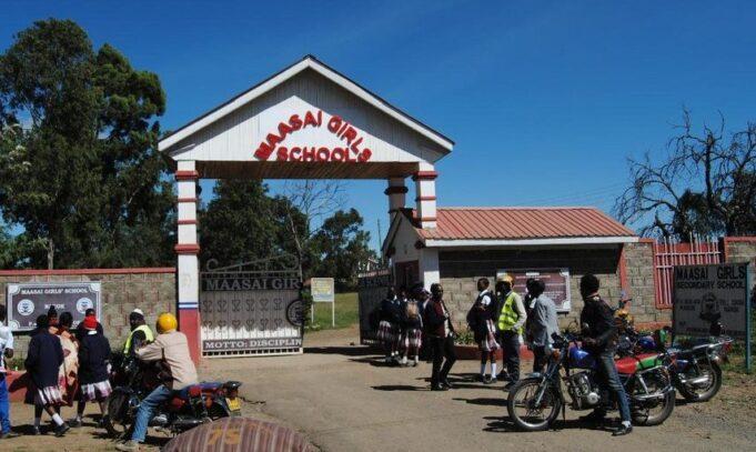 Drama As Maasai TSC Intern Applicants Chase Non-Locals From Maasai girls