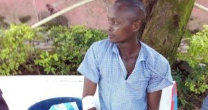 Why Sheryl, A Form 3 student Injured Two police Officers