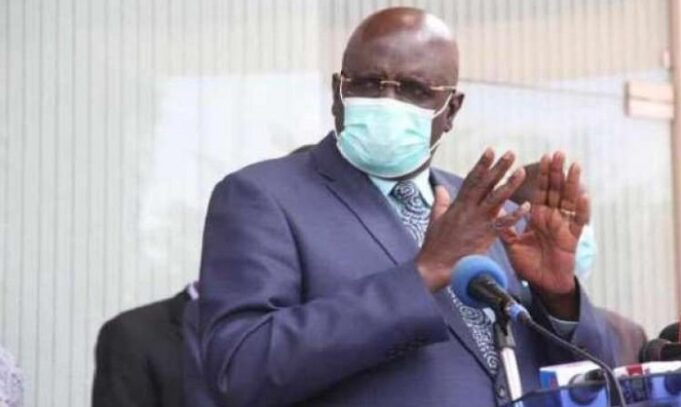 Teachers Will Be Held Responsible If Learners Mess With Sanitisers: Magoha