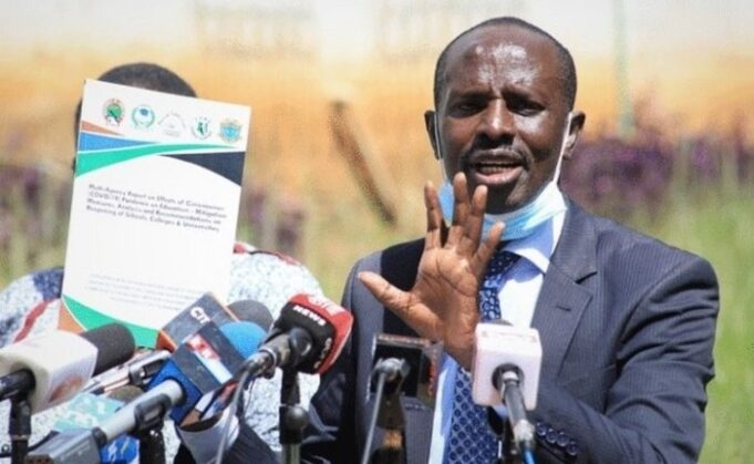You Are Transforming  Schools To Covid-19 Super Incubation Centres: Sossion Tells Government