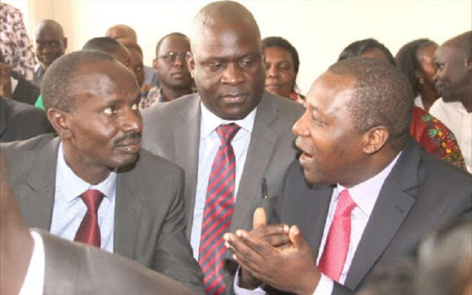Milemba To Mediate Between KNUT and TSC To Solve Stalemate