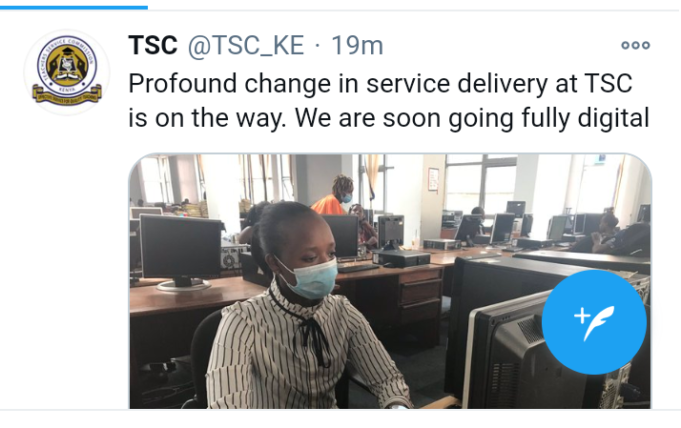 TSC Hints Plans To Save Teachers Money And Time