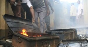This Is Why Magoha Declares Techers, Prefects On Duty Will Be held Responsible For School Fires