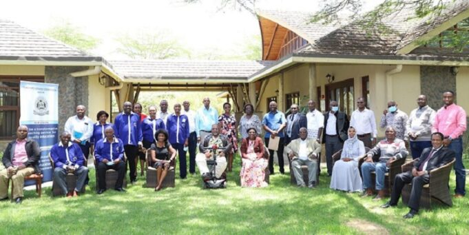 TSC Signs Recognition agreement with another teachers union
