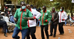 Fresh Tug Of War Between Oyuu And Sossion-Could Oyuu Be In The Race?