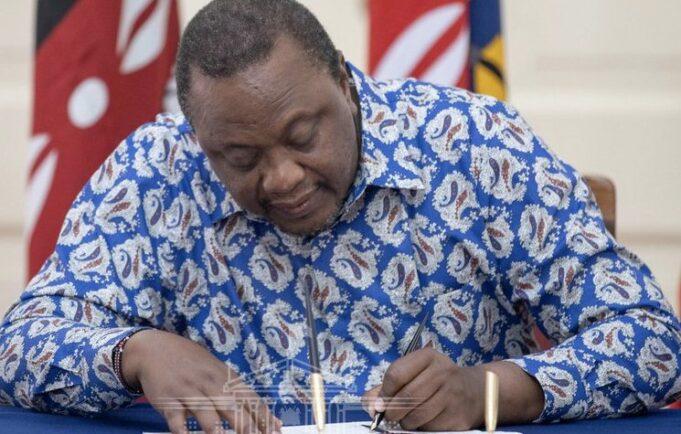 Uhuru nominates Muturi, Oyucho as TSC chairperson and Member