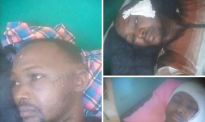 A deputy Head teacher Attacks and Nearly Kills A Senior Teacher With A Machette