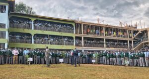 Riokindo Boys KCSE 2020 Results and grades distribution