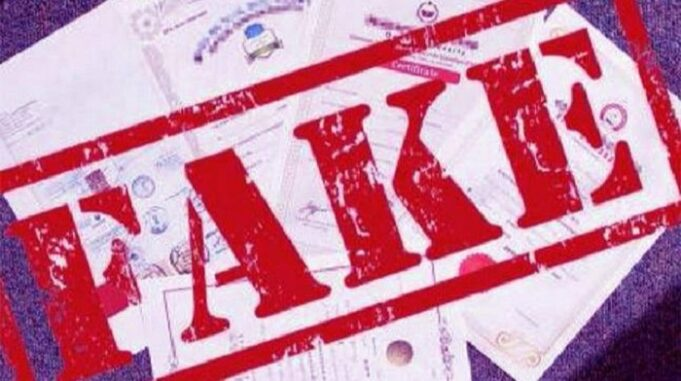 Over 250,000 civil servants To be Penalized Heavily over fake academic papers