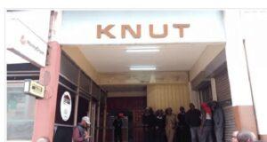 Auctioneers Raid KNUT Headquarters over ksh 1.4M Debt
