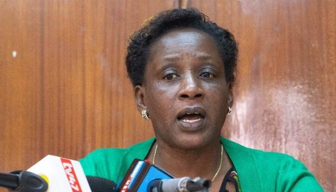 The Kenyan Teachers National Pressure Group